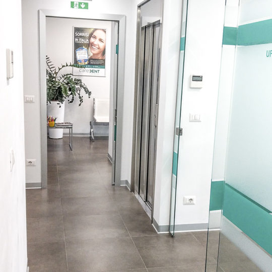 Caredent clinica dentale Perugia