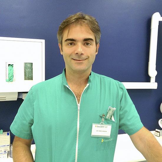 Dottor Giuseppe Paro Vidolin Caredent Perugia