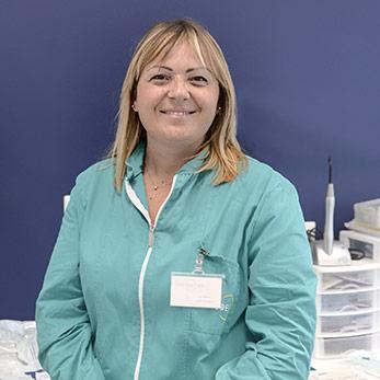 Dottoressa Chiara Covarelli Caredent Perugia