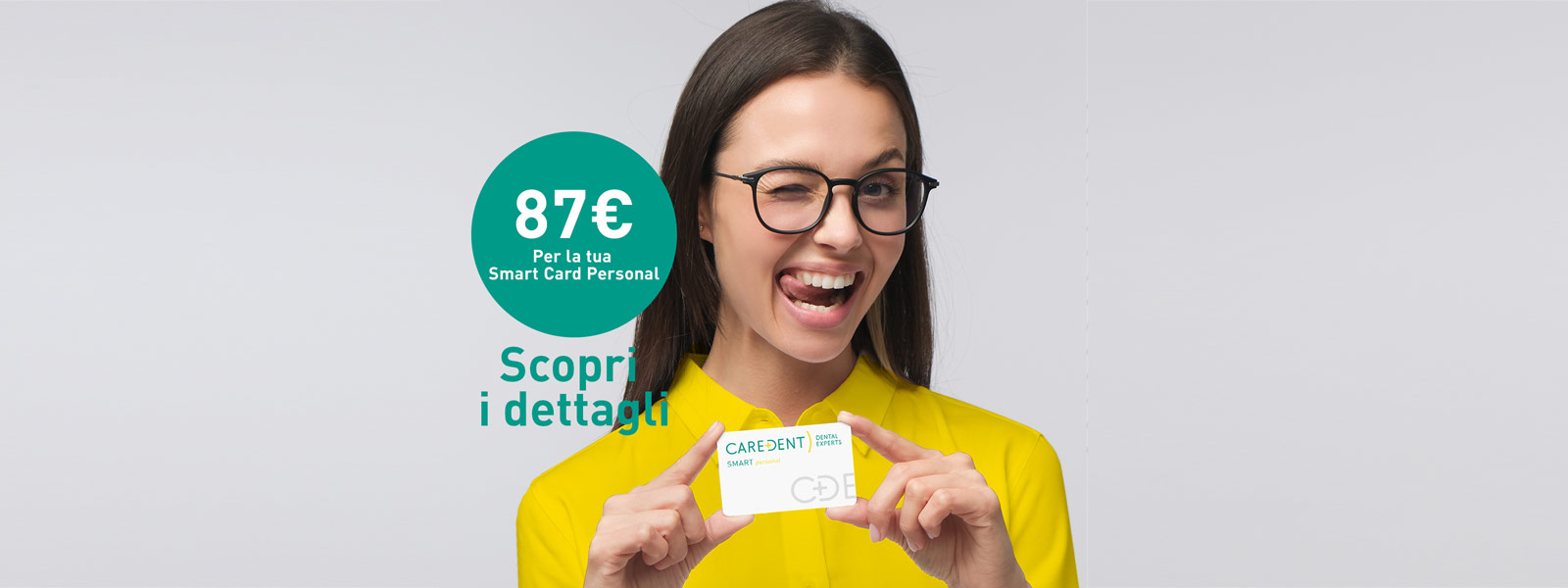 Offerta Smart Personal Card Caredent